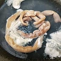 #多力金牌大厨带回家#金牌拍蒜豉香蒸大肠的做法图解1