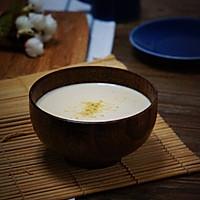 冬季食补【姜汁撞奶】的做法图解6
