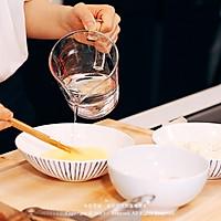 虾仁豆腐蒸水蛋的做法图解2