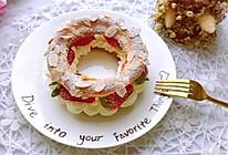 巴黎车轮泡芙#挚爱烘焙·你就是MOF#的做法
