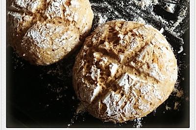 #懒人版#低热量欧式面包
