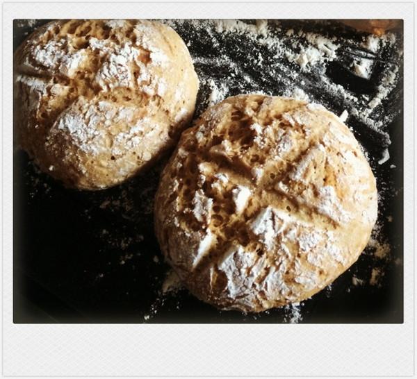 低热量欧式面包的做法