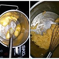 脆皮菠萝泡芙的做法图解4