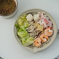 减脂必备,水煮菜搭档万能酱汁低卡蘸料的做法图解7