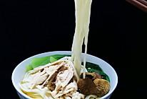 解锁德州扒鸡的花样吃法,有肉吃还能喝汤,一碗吃不够的做法