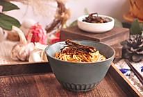 #橄榄中国味 感恩添美味#葱油面的做法