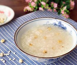 止咳食疗 川贝粳米粥的做法