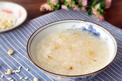 止咳食疗 川贝粳米粥