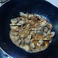 香辣豉香花蛤的做法图解6