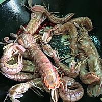 吮指椒盐皮皮虾 秘制拿手菜的做法图解2