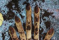 女巫手指饼干,万圣节零食的做法
