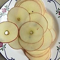 40分钟烤苹果脆片的做法图解1