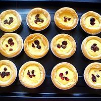 炼奶蔓越莓蛋挞——跟家人一起享用的下午茶时光的做法图解9