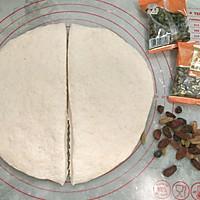 南瓜子果干欧包的做法图解7