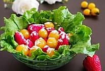 #春季食材大比拼#水果生菜沙拉的做法