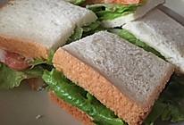 蜂蜜芥末酱三明治之蜂蜜芥末酱的做法