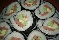 火腿紫菜包饭的做法