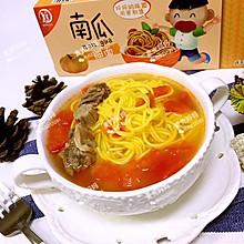宝宝辅食:西红柿牛肉汤面