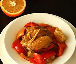 多C多漂亮增强抵抗力----橙香鸡翅 的做法