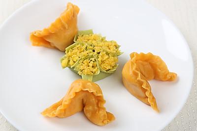 飞鸟饺#金龙鱼专业饺子粉#