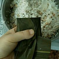 广式粽子的包法的做法图解11