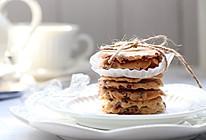 蔓越莓杏仁脆饼,简单制作营养美味小零食的做法