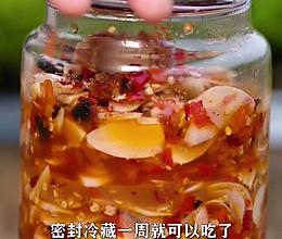 大蒜还能做成蒜瓣酱,炒菜拌面来一勺,超级开胃~的做法