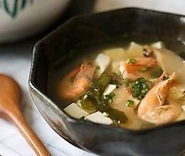 超鲜味增汤的做法