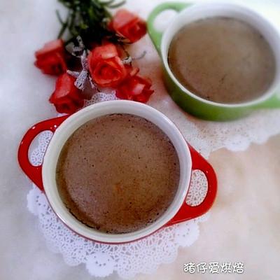 巧克力咖啡蛋糕