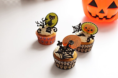 happy halloween--万圣节的小蛋糕