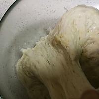 红丝绒面包之排包(中种蜜豆奶酪馅)的做法图解3