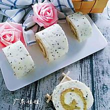 芝麻蛋糕卷