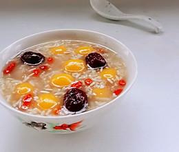 养颜补血丰胸催乳㊙️暖宫暖胃酒酿丸子的做法