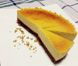 重芝士蛋糕(六寸)的做法