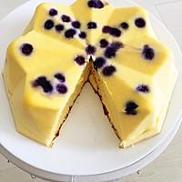 钻石蓝莓乳酪的做法图解1