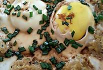 胡萝卜肉末(1)肉饼蒸蛋的做法