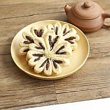 豆沙菊花酥 | 传统中式点心