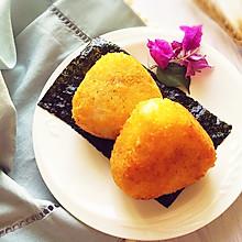 人气美食~【台湾炸饭团】#福临门创意米厨#