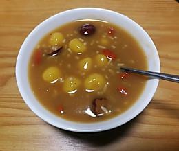 红糖醪糟南瓜丸子汤的做法