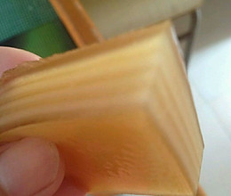 超简单的椰汁马蹄千层糕的做法