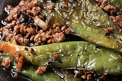 虎皮青椒:如何做完美的虎皮青椒