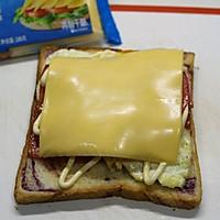 口袋三明治#百吉福食尚达人#的做法图解7