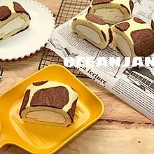 【可爱】长颈鹿蛋糕卷
