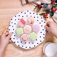 自制冰皮奶黄月饼,大人孩子都爱吃。 #晒出你的团圆大餐#的做法图解15