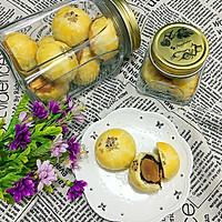蛋黄酥月饼(黄油版)的做法图解21