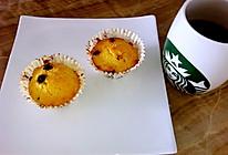 椰香蓝莓马芬的做法