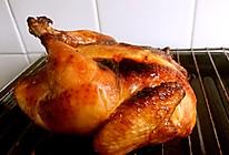 秘制酱料烤鸡的做法