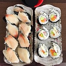 超简单肉松寿司