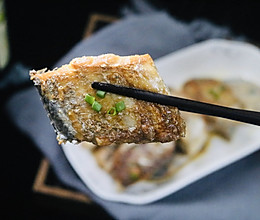 #美食视频挑战赛#香煎带鱼的做法
