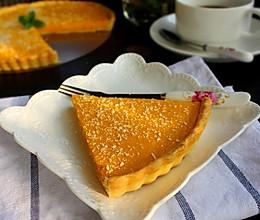 奶油奶酪南瓜派(9.5寸)的做法